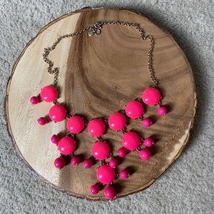 J crew retail necklace